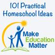 101 Homeschool Ideas show