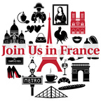 Join Us in France show
