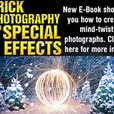 Trick Photography and Special Effects show
