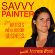 Savvy Painter Podcast with Antrese Wood show