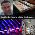 Inside the Studio of the Podcaster show