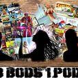 3 Bods 1 Pod show