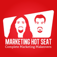 Marketing Hot Seat Podcast show