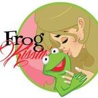 Frog Kissin' show