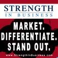Strength In Business: Marketing Strategies With Krisz Rokk show