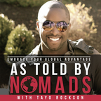 As Told By Nomads Podcast with Tayo Rockson I Embrace Your Global Identity show