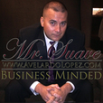 Mr. Suave – Business Minded – Podcast Central show