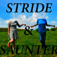 Stride and Saunter show