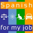 Spanish for my job show