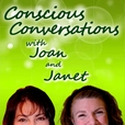 Conscious Conversations with Joan Newcomb and Janet Barrett show