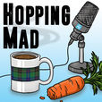 Hopping Mad with Will McLeod & Arliss Bunny show