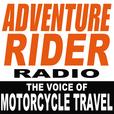 Adventure Rider Radio Motorcycle Podcast. Travel Adventures, Bike Tech Tips show