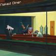 Naked Diner show