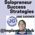 Solopreneur Success Strategies show