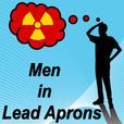Men in Lead Aprons show