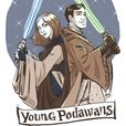 The Young Podawans show