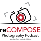 reCOMPOSE Photography Podcast show