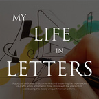 My Life In Letters show
