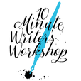 10 Minute Writer's Workshop show