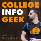 The College Info Geek Podcast: Study Tips & Advice for Students show