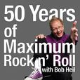 50 Years of Maximum Rock n' Roll show