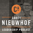 The Carey Nieuwhof Leadership Podcast show