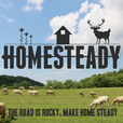 Homesteady - Stories of homesteading farming hunting and fishing show