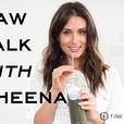Raw Talk with Sheena show