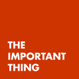 The Important Thing show