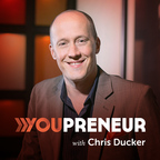 Youpreneur FM - How to Build, Market and Monetize a Successful Personal Brand Business show