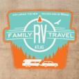 RV Family Travel Atlas show