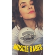 Muscle Babes show