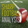 Sharp Football Analysis show
