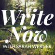 Write Now with Sarah Werner show