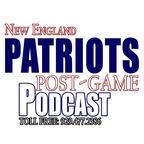Patriots Post Game Show | CLNS show