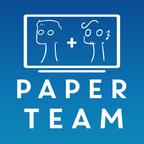 Paper Team show