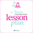 Homeschool Lesson Plan in 5 Minutes | Classical Education show