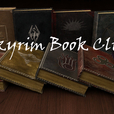 Skyrim Book Club show