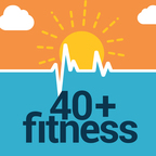40+ Fitness Podcast show