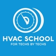 HVAC School - For Techs, By Techs show