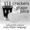 Crackers and Grape Juice show