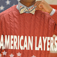 American Layers show