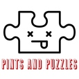 Pints and Puzzles show