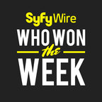 """SyfyWire: """"Who Won The Week"""" Podcast show"""