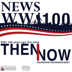 WW1 Centennial News show