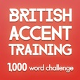 British Accent Training: The 1,000-Word Challenge show