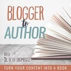 Blogger to Author show