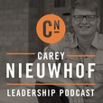 The Carey Nieuwhof Leadership Podcast: Lead Like Never Before show