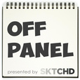 Off Panel: A (Mostly) Comics Interview Podcast show