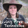 Living Free in Tennessee - Nicole Sauce show